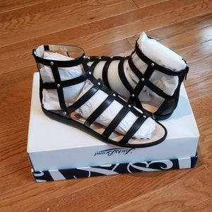 Lucky Brand Gladiator Style Sandals NEW